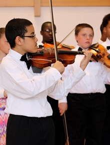 Violin - Community Group/Community Day Charter Public Schools